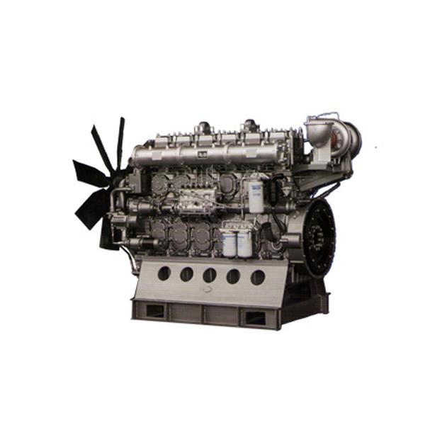 玉柴发电动力应用案例YC6C、YC6CN
