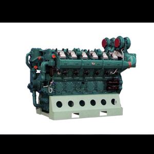 玉柴发电动力案例YC12VC