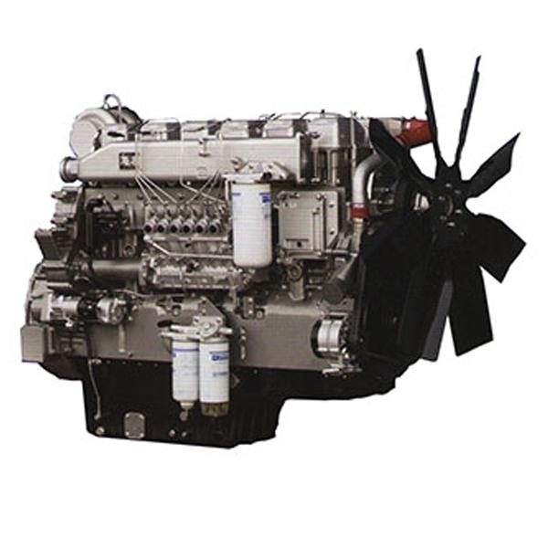 YC6TD、YC6T柴油发电机组