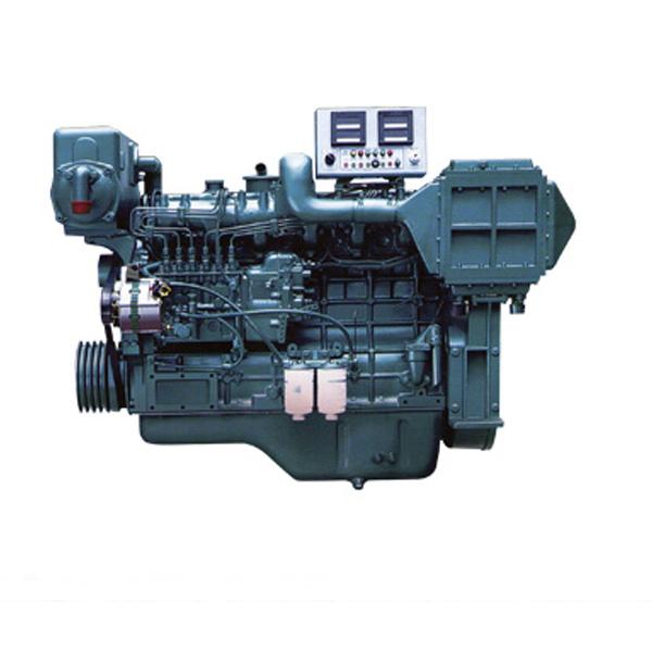 湖南柴油发电机组YC6BYC6J
