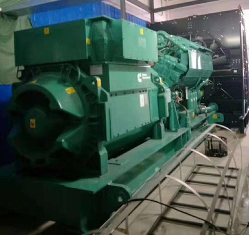 柴油发电机组出租
